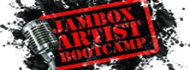 JAMBOX Artist Bootcamp button