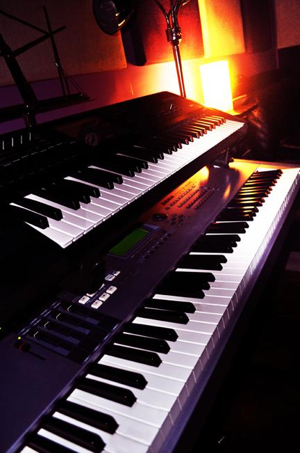 Studio A Keyboards 6in72