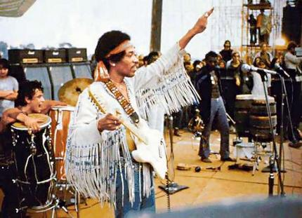Today Marks the 45th Anniversary of the Woodstock Festival