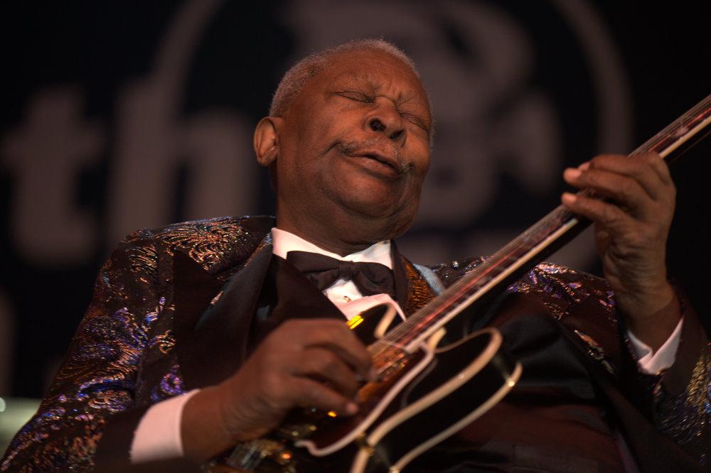 Blues Legend B.B. King Passes Away At Age 89