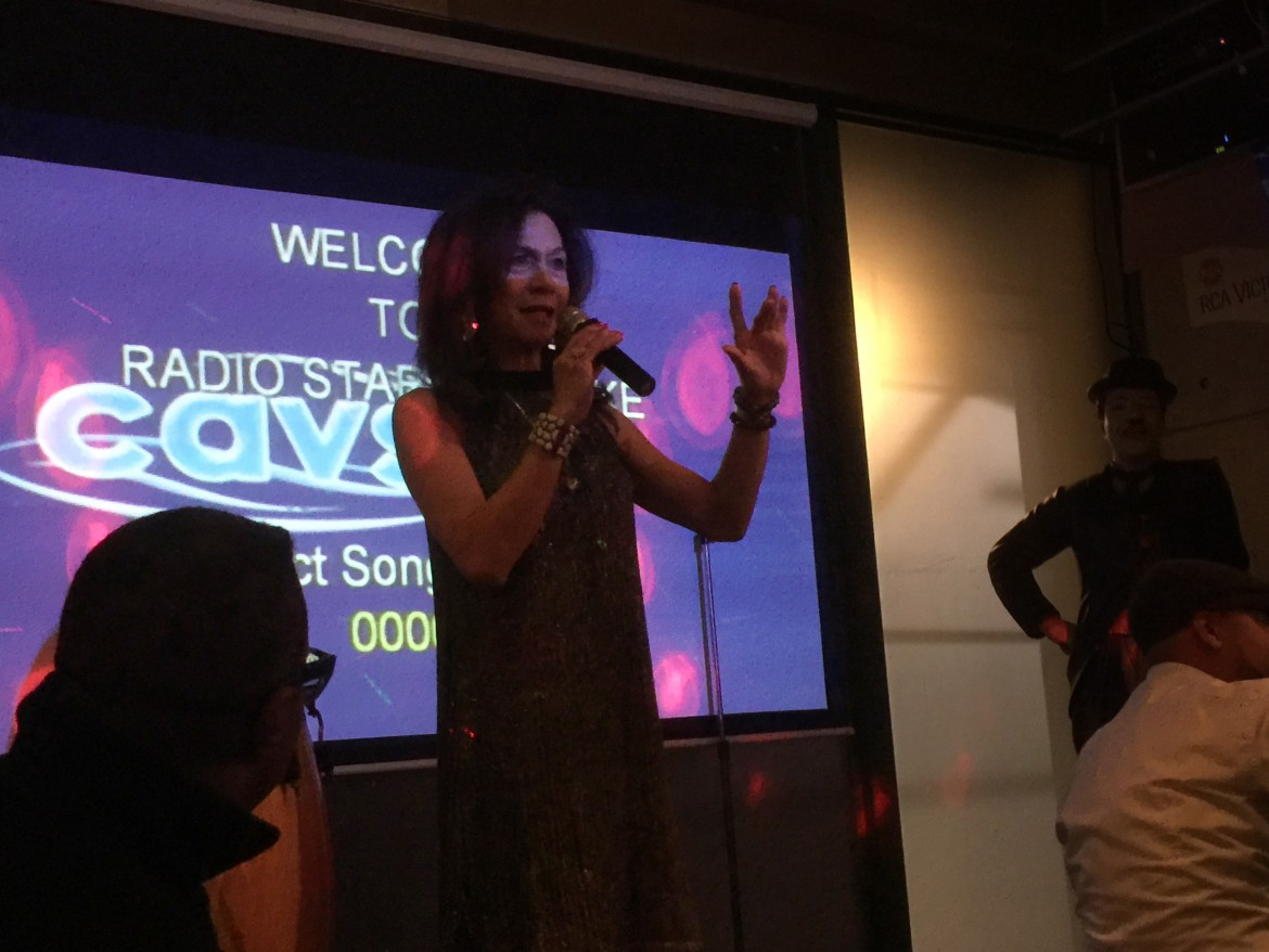 'Karaoke Idol NYC 2015' at Radio Star Karaoke Club, Sponsored by JAMBOX