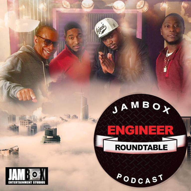engineer podcast design