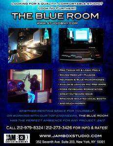 Blue Room Rental
