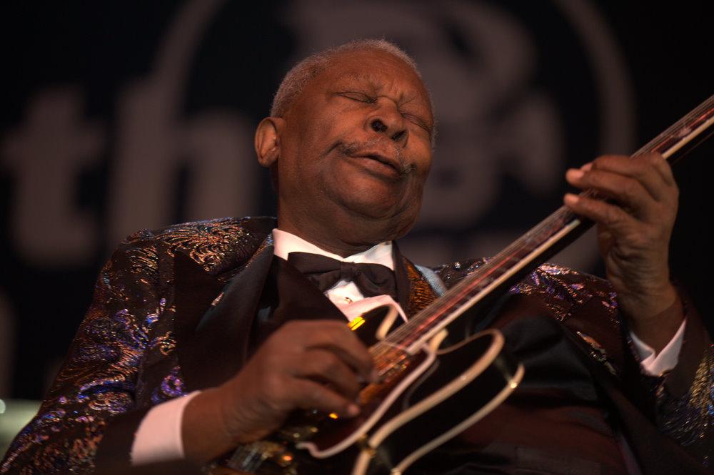Blues Legend B.B. King Passes Away At Age 89