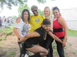 2014 Bronx Pride Festival ft. Lori Michaels