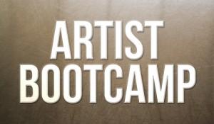 Artist Bootcamp